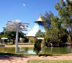 Barcaldine Accommodation