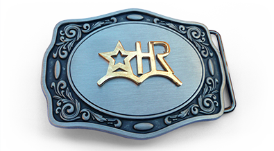 Belt Buckle (Ribbon)