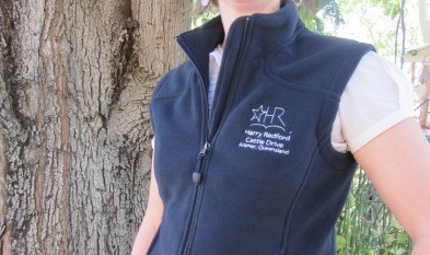 Ladies Polar Fleece Vests