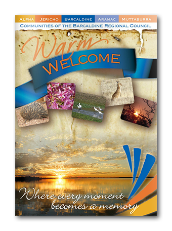 Barcaldine Regional Council Brochure
